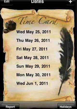 TimeCard Lite